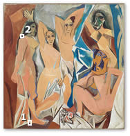 MoMA.org | Explore | Collection | Conservation | Les Demoiselles d ...