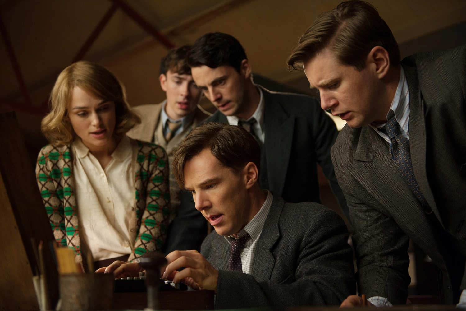 The Imitation Game.  2014. UK/USA. Directed by Morten Tyldum. Courtesy of The Weinstein Company