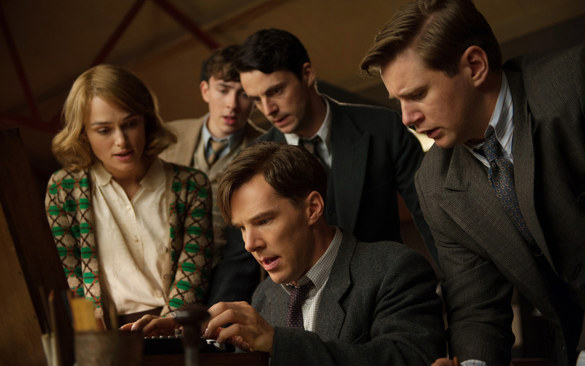 *The Imitation Game*.  2014. UK/USA. Directed by Morten Tyldum. Courtesy of The Weinstein Company