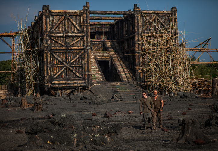 Noah. 2014. USA. Directed by Darren Aronofsky. Courtesy of Paramount Pictures