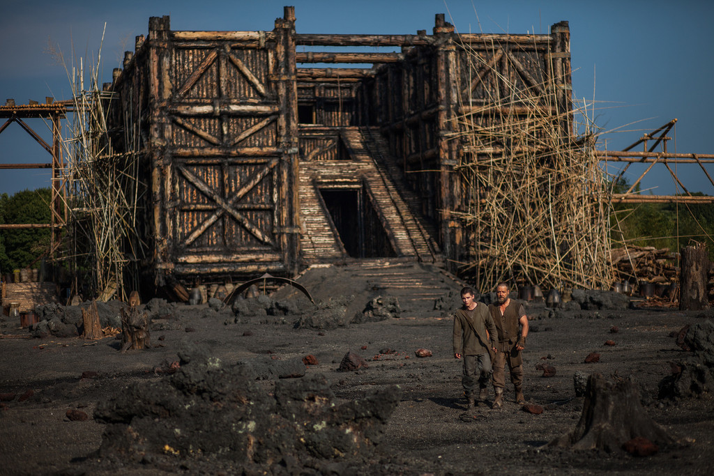*Noah*. 2014. USA. Directed by Darren Aronofsky. Courtesy of Paramount Pictures