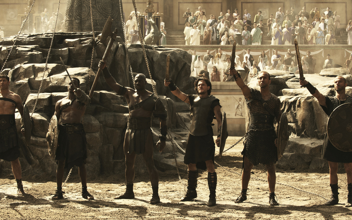 *Pompeii*. 2014. Canada/Germany/USA. Directed by Paul W. S. Anderson. Courtesy of Sony Pictures