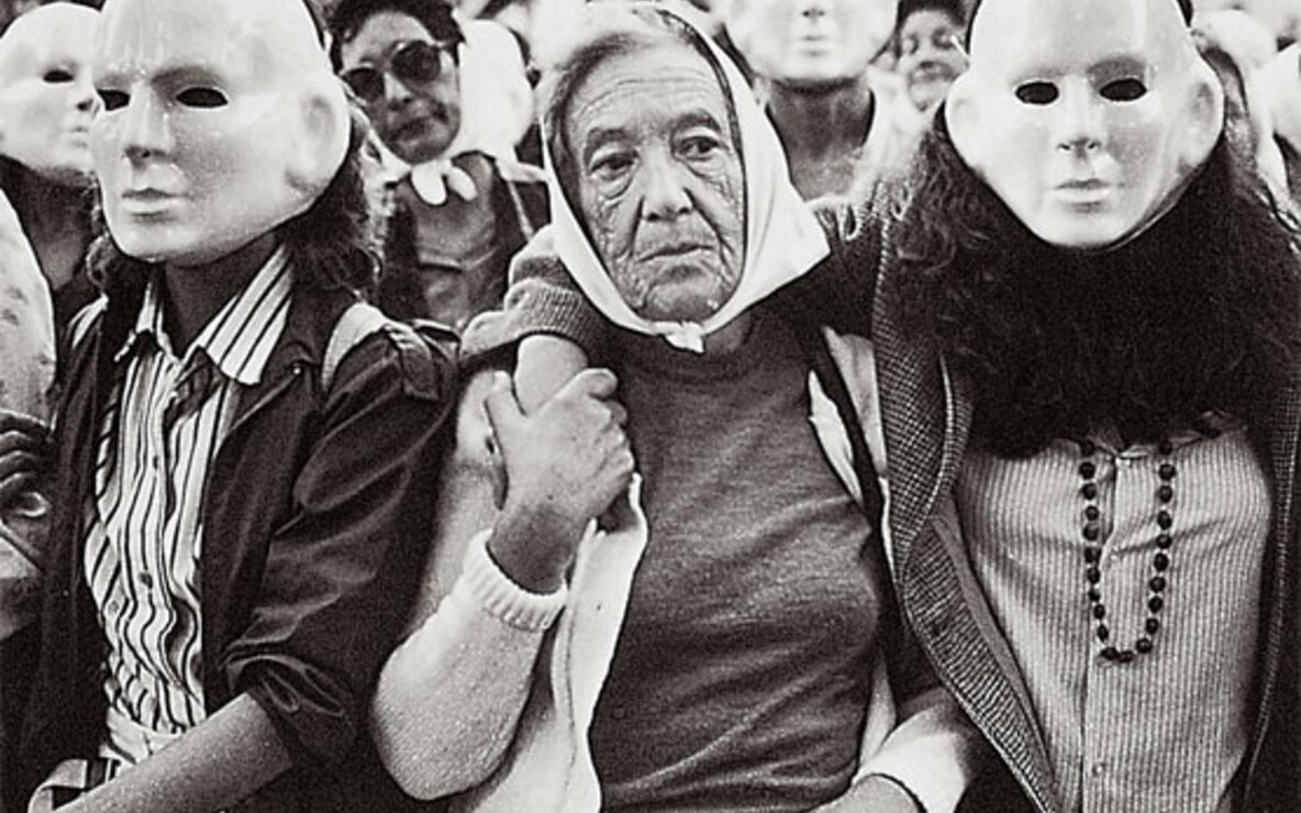 *Las Madres: The Mothers of Plaza de Mayo*. 1985. Argentina. Directed by Lourdes Portillo, Susana Muñoz
