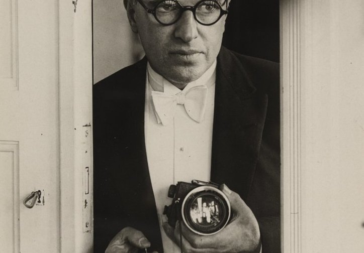 "Lore Feininger. Erich Salomon. 1929. Gelatin silver print, 9 1/8 x 6 1/2"" (23.2 x 16.5 cm). The Museum of Modern Art, New York. Thomas Walther Collection. Gift of Thomas Walther"