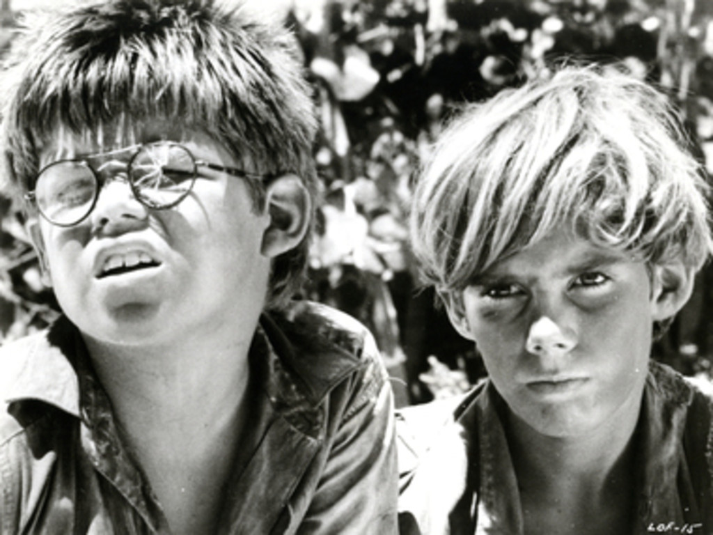 *Lord of the Flies*. 1963. Great Britain. Directed by Peter Brook.