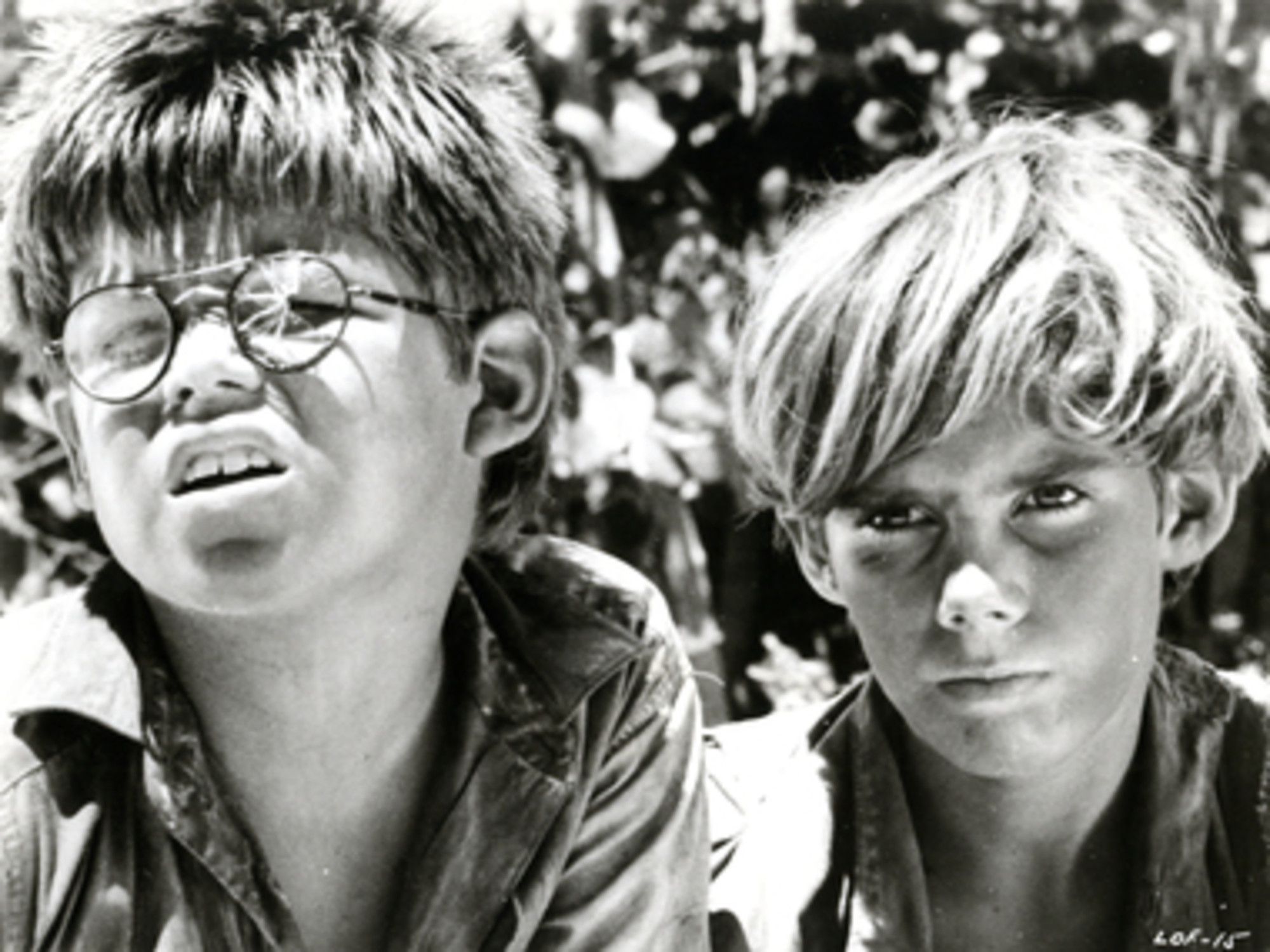Lord of the flies movie brooks
