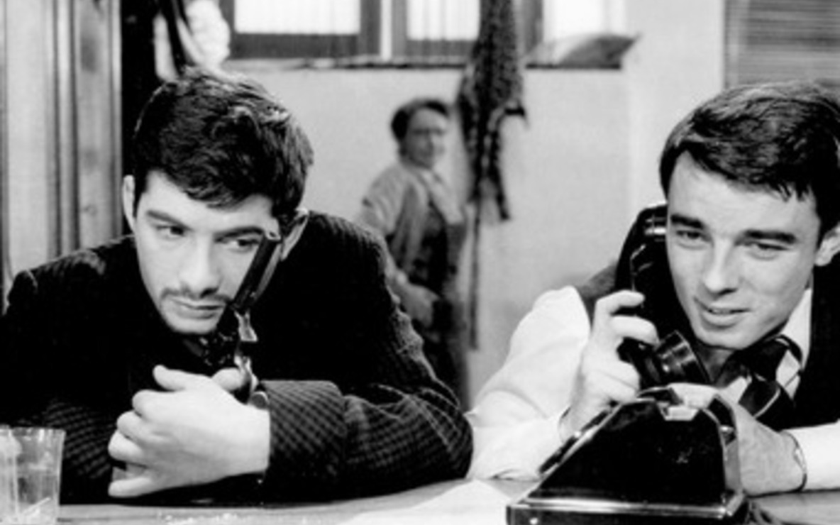 *Les cousins (The Cousins)*. 1959. France. Directed by Claude Chabrol