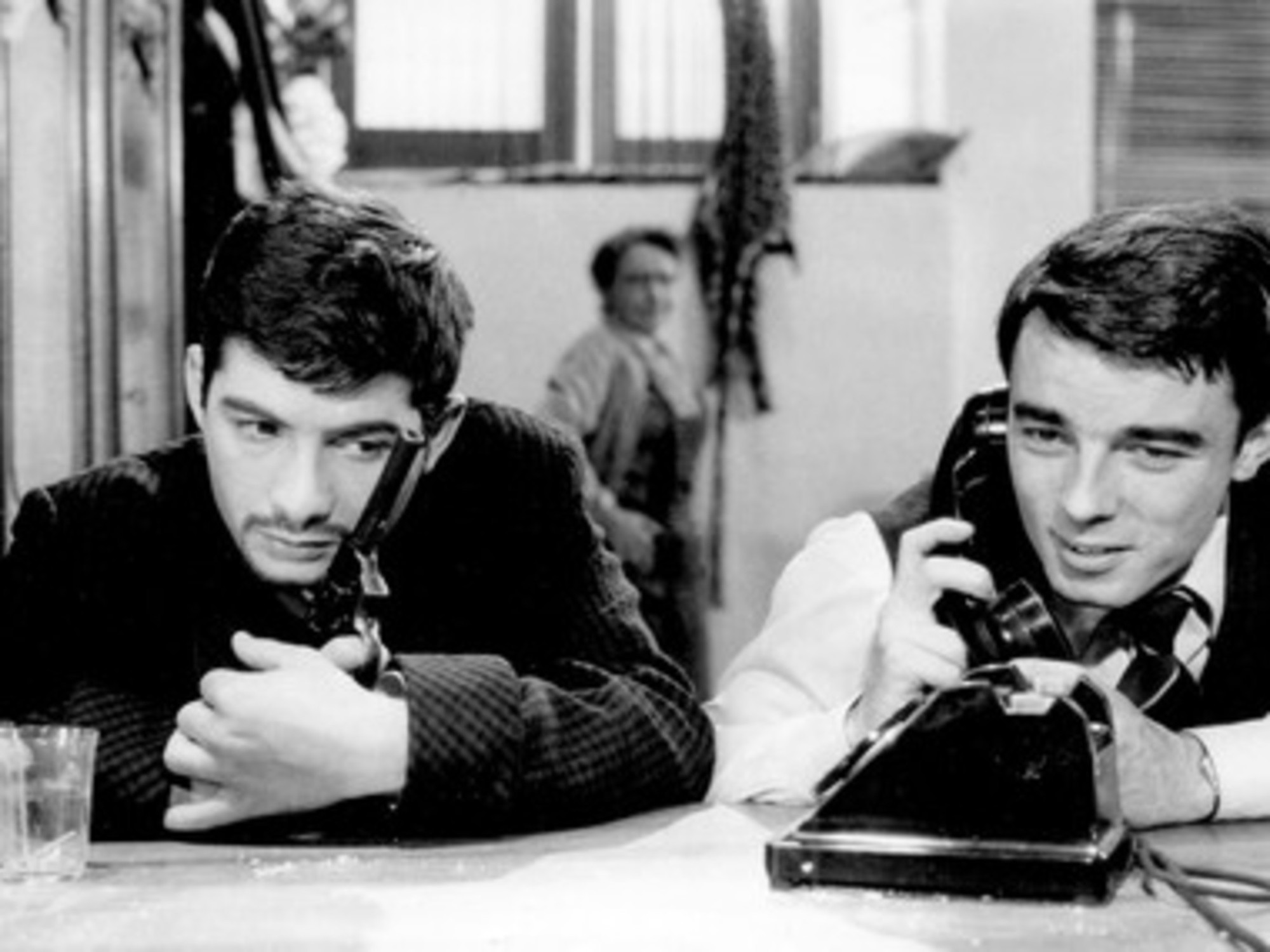 Les cousins (The Cousins). 1959. France. Directed by Claude Chabrol