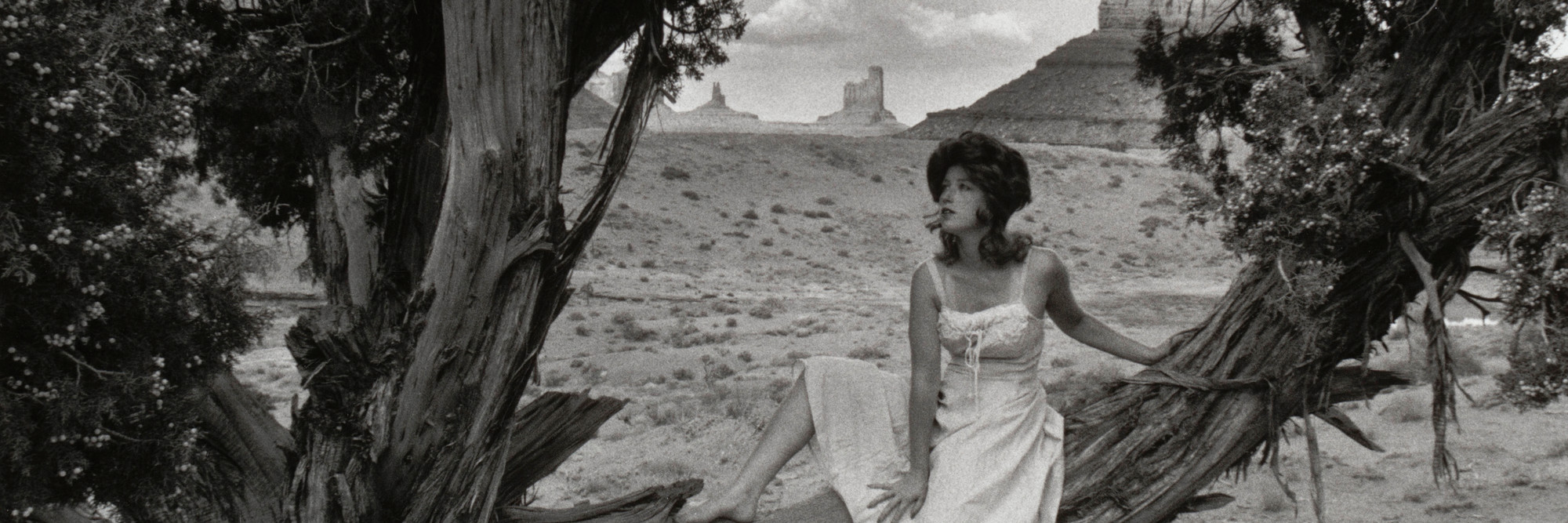 Cindy Sherman. Untitled Film Still #43. 1979. Gelatin silver print. 7 9/16 × 9 7/16″ (19.2 × 24 cm). The Museum of Modern Art, New York. Acquired through the generosity of Sid R. Bass. © 2008 Cindy Sherman