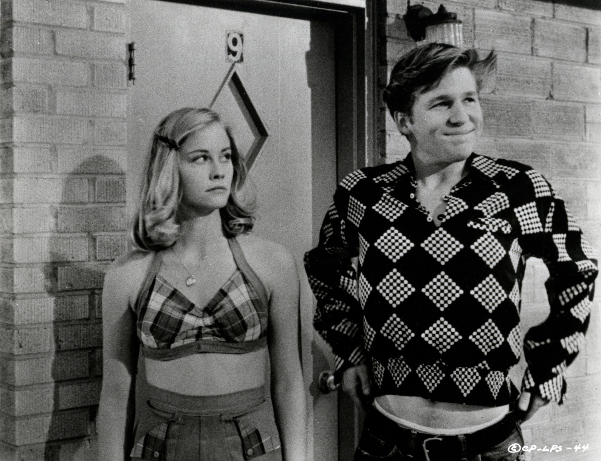 The Last Picture Show. 1971. USA. Directed by Peter Bogdanovich.
