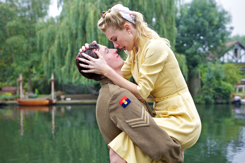 *Queen and Country*. 2014. UK. Directed by John Boorman. Courtesy of BBC Worldwide North America.