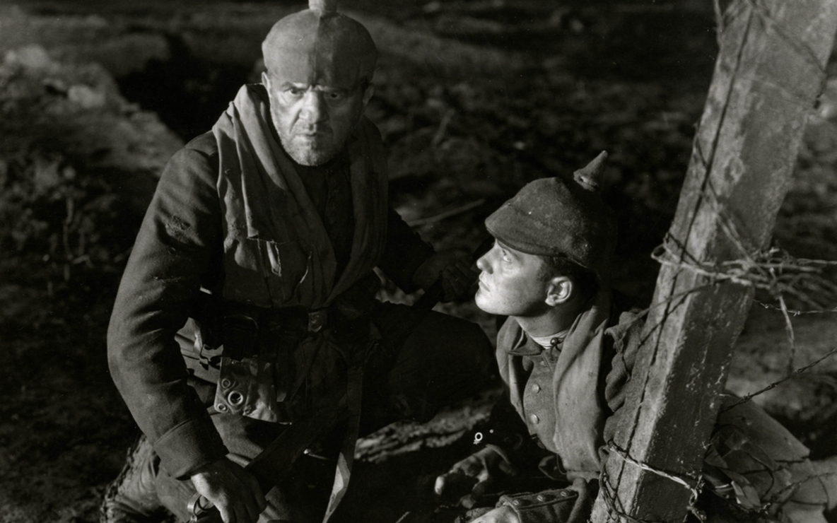 *All Quiet on the Western Front*. 1930. USA. Directed by Lewis Milestone