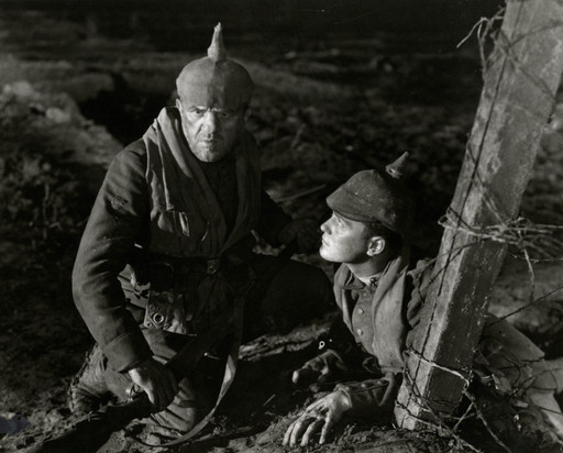 All Quiet on the Western Front. 1930. USA. Directed by Lewis Milestone