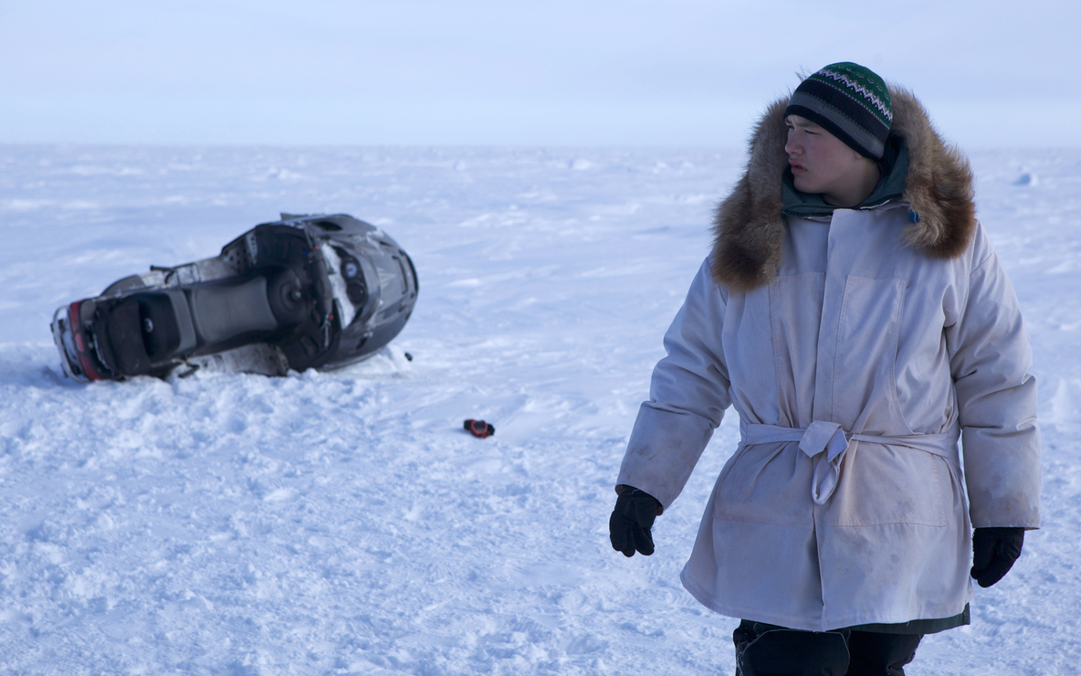 *On the Ice*. 2010. USA. Directed by Andrew Okpeaha MacLean. 85min. Courtesy of MacLean and Sundance institute