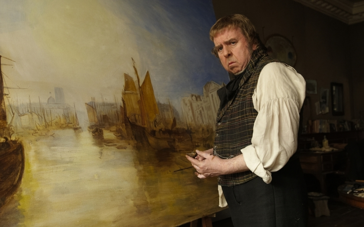 *Mr. Turner*. 2014. Great Britain. Directed by Mike Leigh. Courtesy of Sony Pictures Classics
