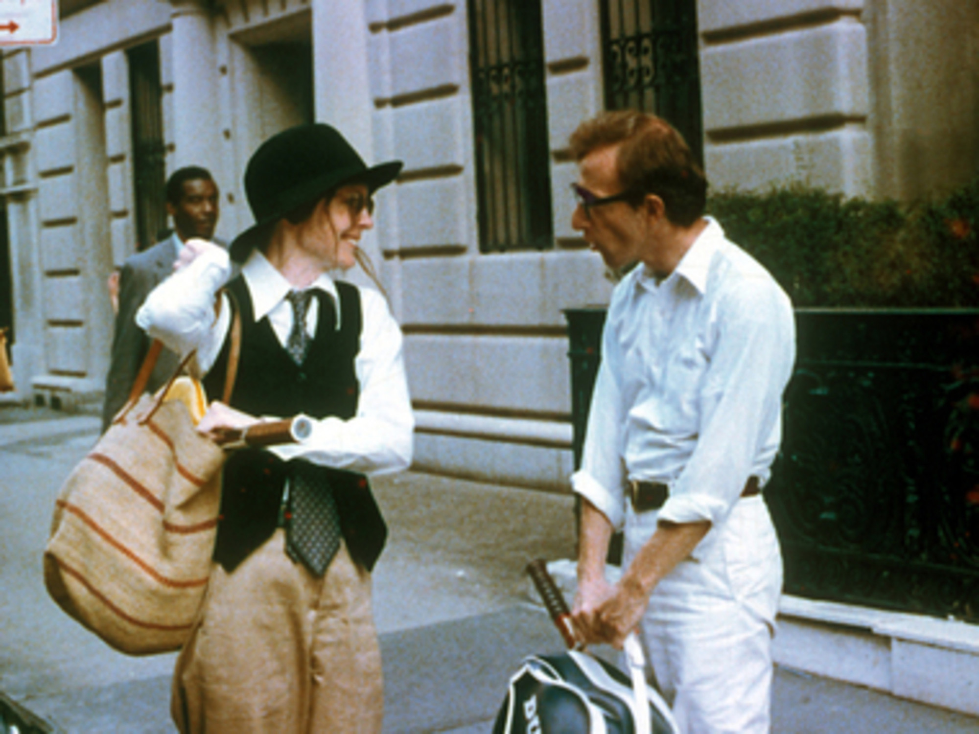 Annie Hall. 1977. USA. Directed by Woody Allen