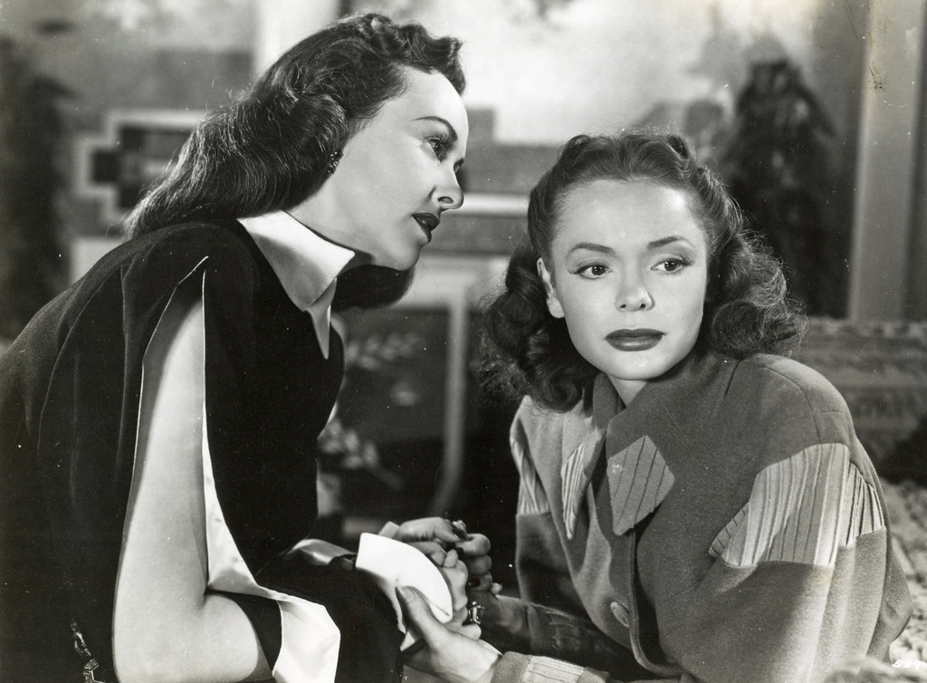 *Her Sister's Secret.* 1946. USA. Directed by Edgar G. Ulmer. Courtesy The Museum of Modern Art Film Stills Archive