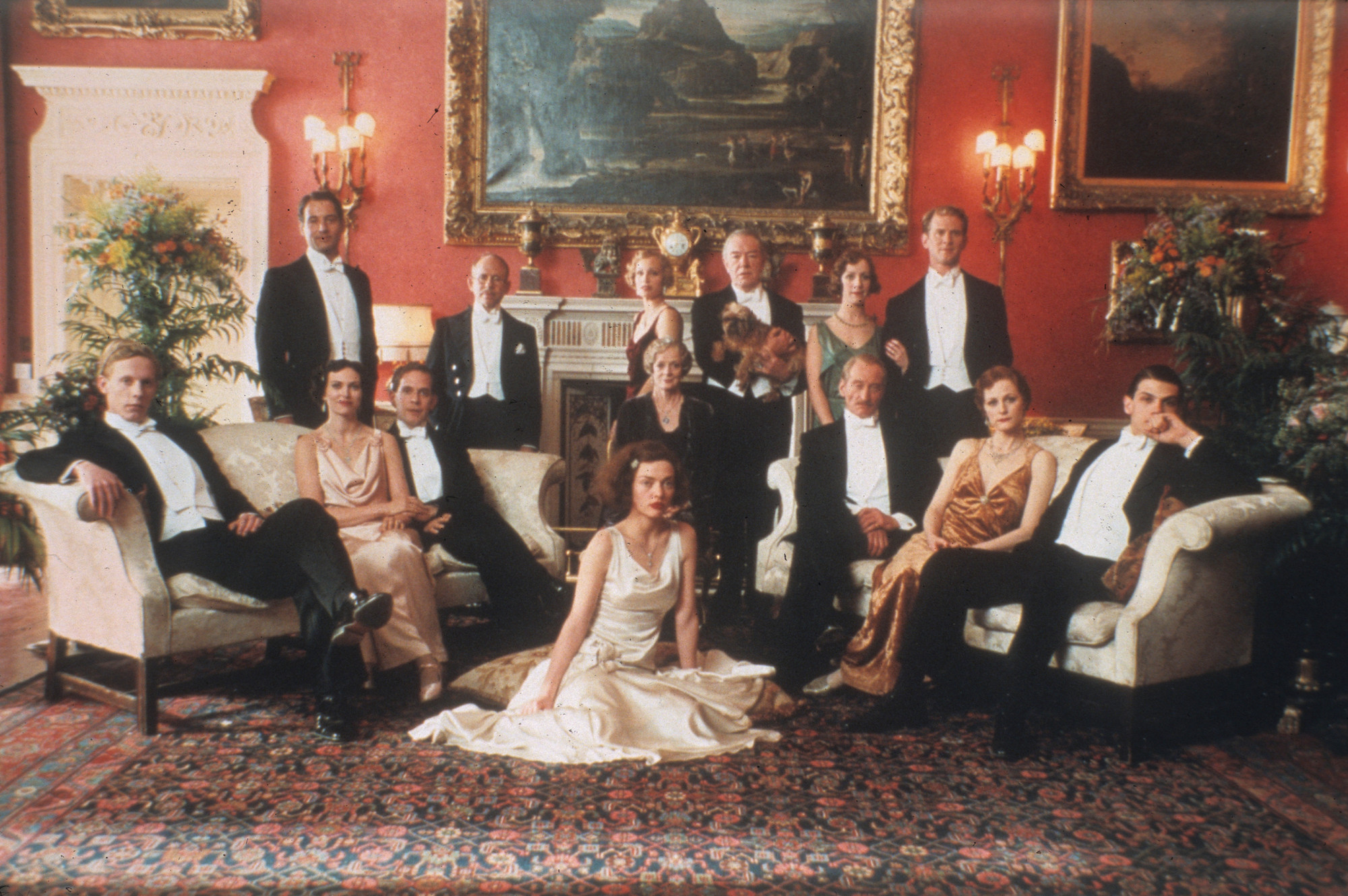 Gosford Park 2001 Directed By Robert Altman Moma