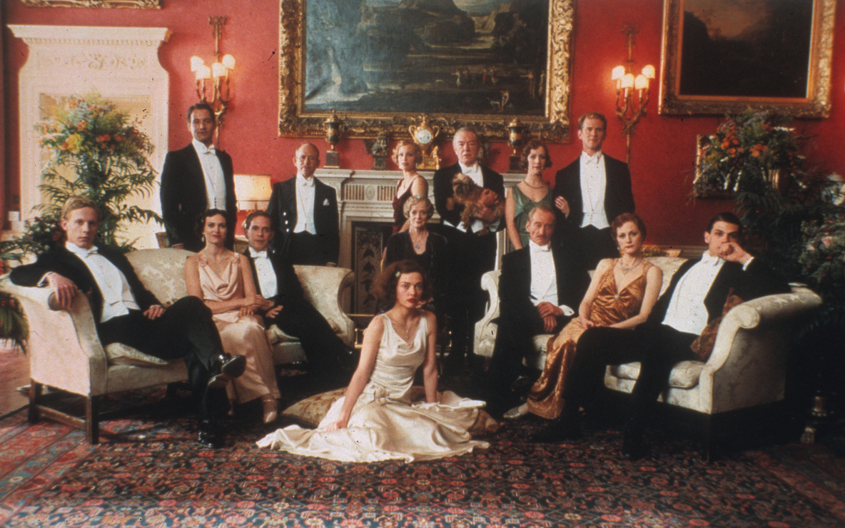 *Gosford Park*. 2001. Directed by Robert Altman. Courtesy NBCUniversal