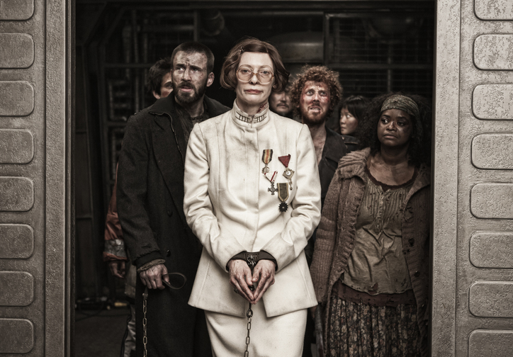 Snowpiercer.  2013. South Korea/Czech Republic/USA/France. Directed by Bong Joon-ho. Courtesy of Radius TWC
