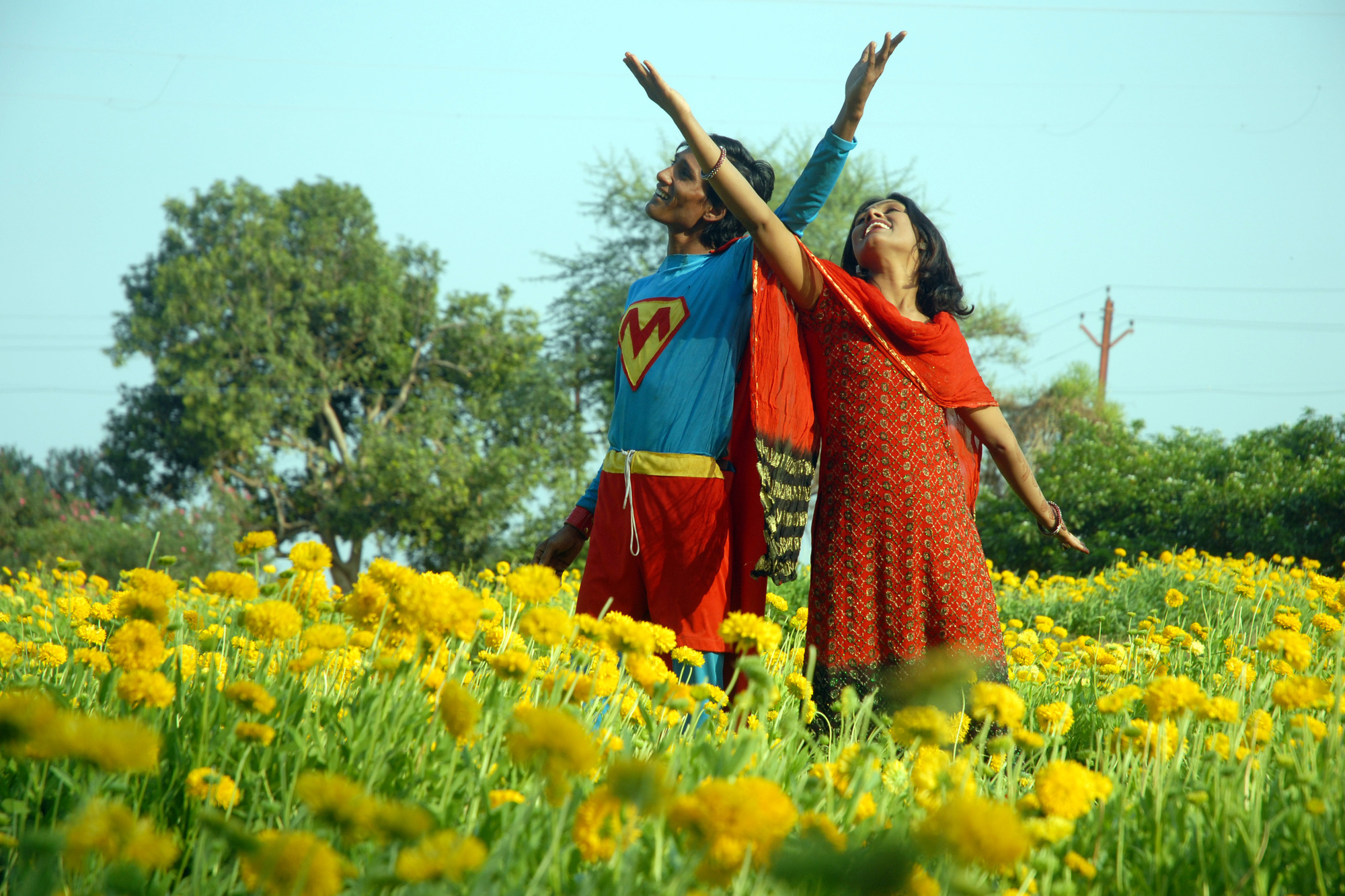 Supermen of Malegaon. 2009. India/Japan/South Korea/Singapore. Directed by Faiza Ahmad Khan