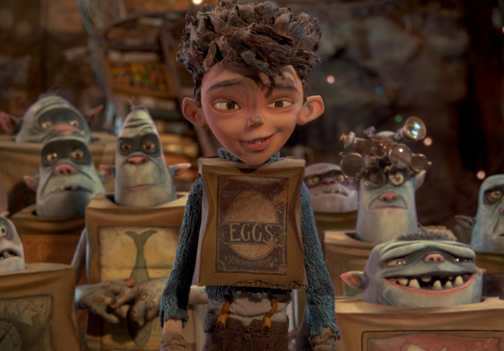 The Boxtrolls. 2014. USA. Directed by Graham Annable, Anthony Stacchi. Courtesy of Focus Features