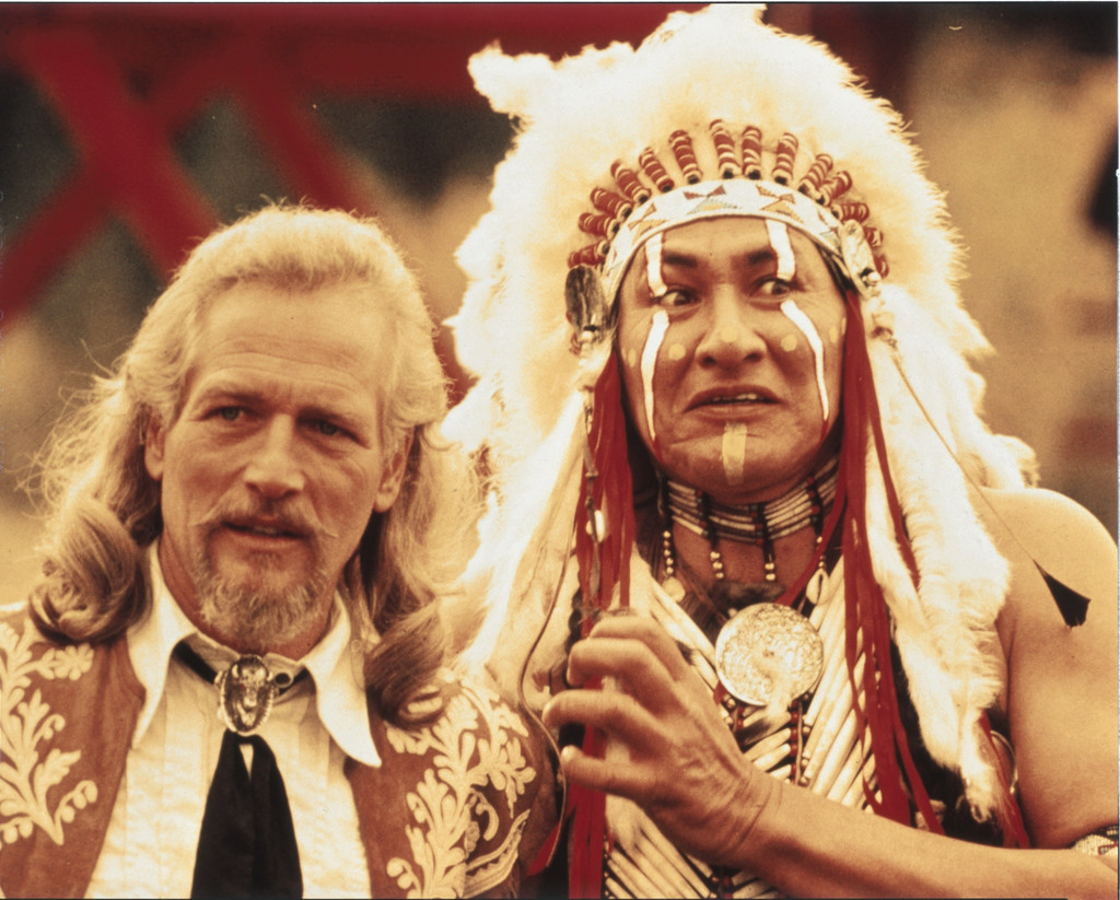 *Buffalo Bill and the Indians, or Sitting Bull's History Lesson*. 1976. USA. Directed by Robert Altman. Courtesy MGM Studios/Park Circus