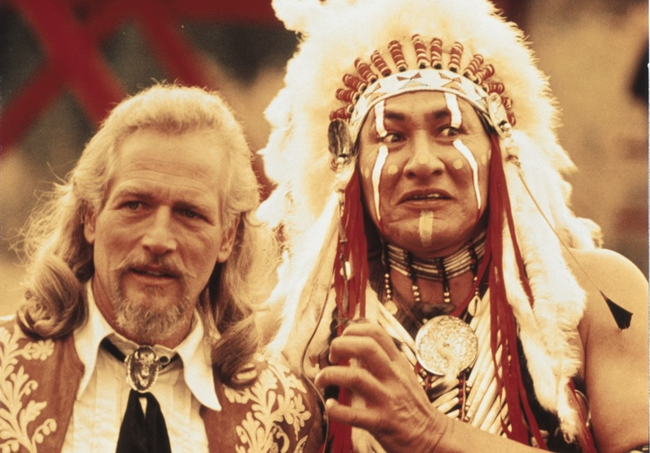 Buffalo Bill and the Indians, or Sitting Bull's History Lesson. 1976. USA. Directed by Robert Altman. Courtesy MGM Studios/Park Circus