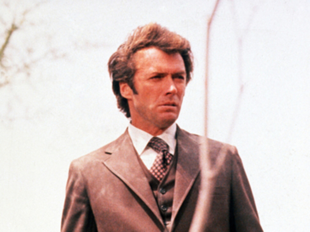 *Dirty Harry*. 1971. USA. Directed by Don Siegel