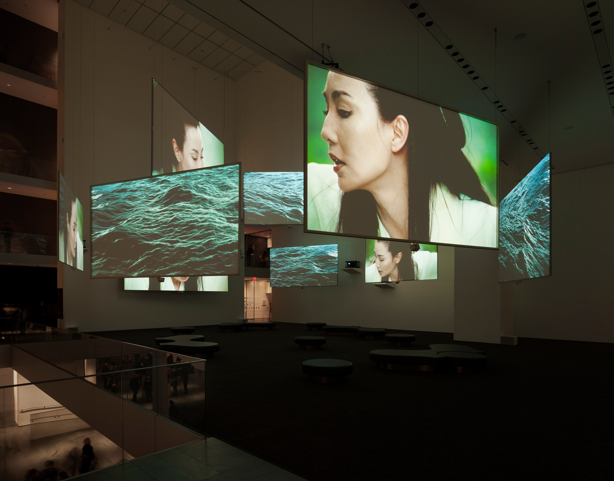 Isaac Julien Ten Thousand Waves Moma