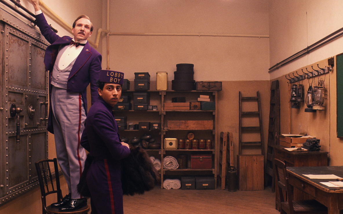 *The Grand Budapest Hotel*. USA/Germany/UK. Directed by Wes Anderson. Courtesy of Fox Searchlight