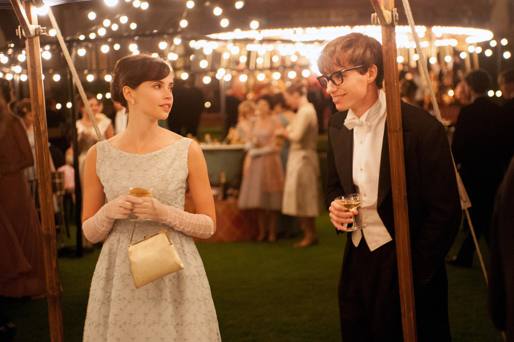 *The Theory of Everything.* 2013. Great Britian/France. Directed by James Marsh. Courtesy of Focus Features