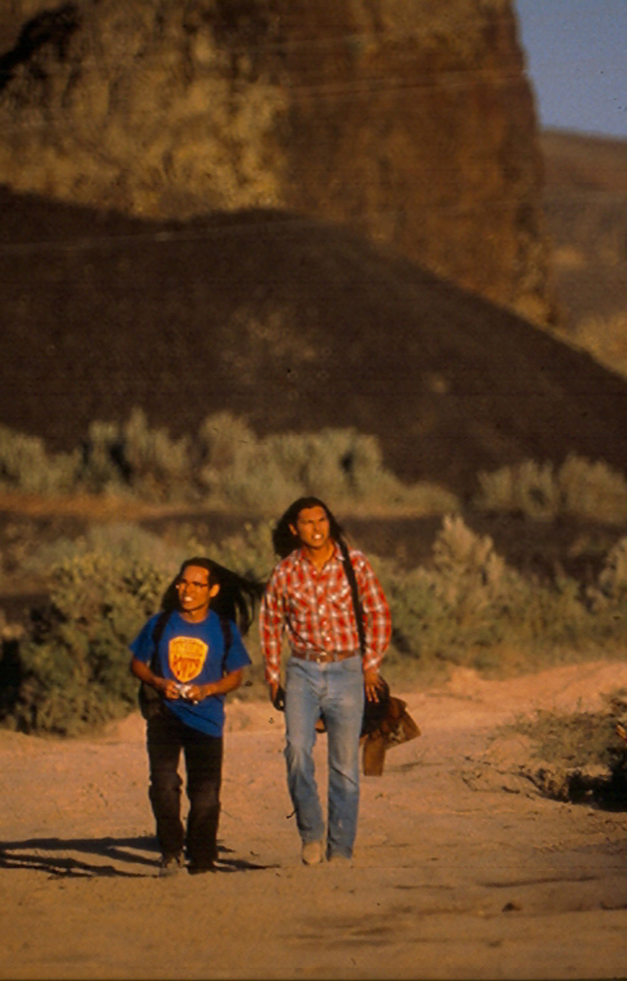 Smoke Signals. 1998. USA. Directed by Chris Eyre. 89 min. Courtesy of Eyre and Sundance institute