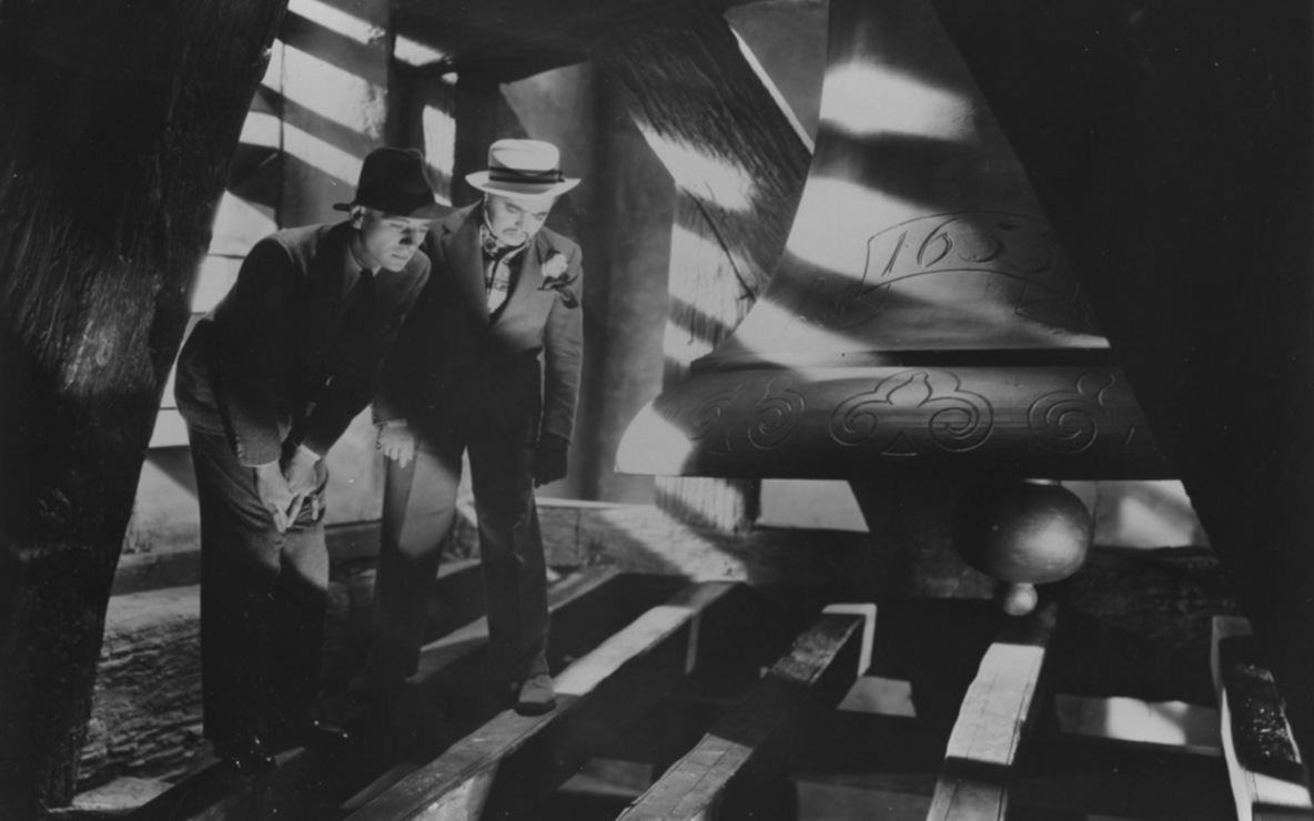 *The Secret Agent*. 1936. Great Britain. Directed by Alfred Hitchcock