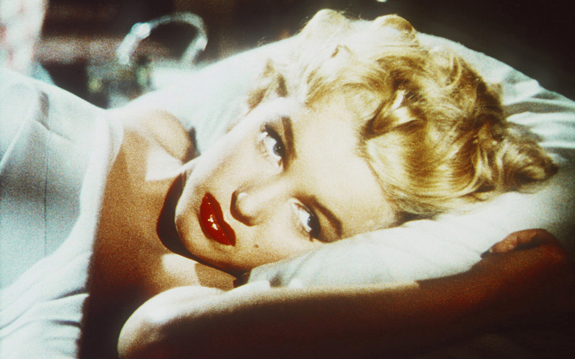 *Niagara*. 1953. USA. Directed by Henry Hathaway. Shown: Marilyn Monroe. Image courtesy 20th Century-Fox/Photofest