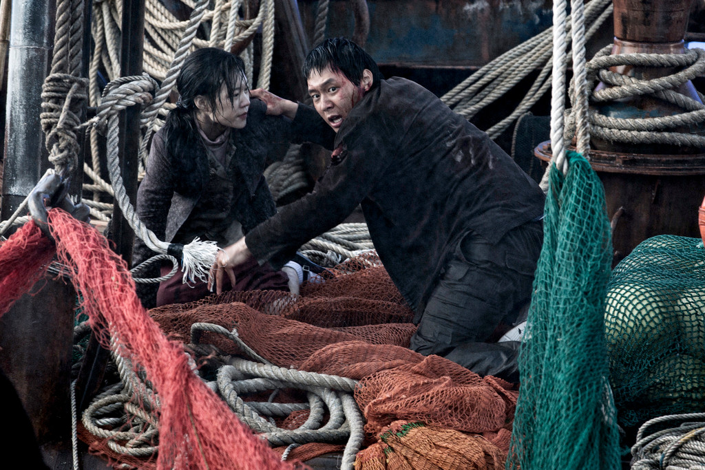 *Haemoo*. 2014. South Korea. Directed by Shim Sung-Bo. Images courtesy of the filmmaker