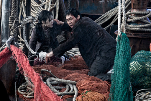 Haemoo. 2014. South Korea. Directed by Shim Sung-Bo. Images courtesy of the filmmaker