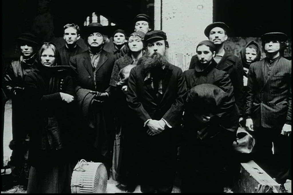 *Ellis Island*. 1981. USA. Directed by Meredith Monk
