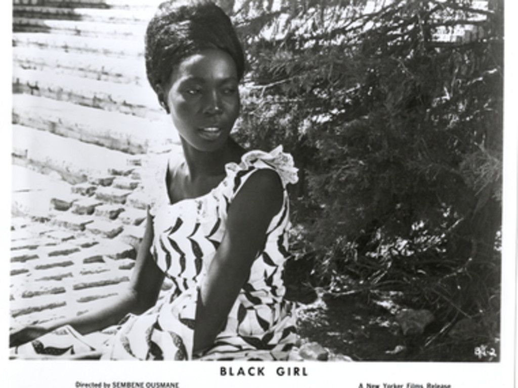 *La Noire de… (Black Girl)*. 1965. Senegal. Written and directed by Ousmane Sembene.
