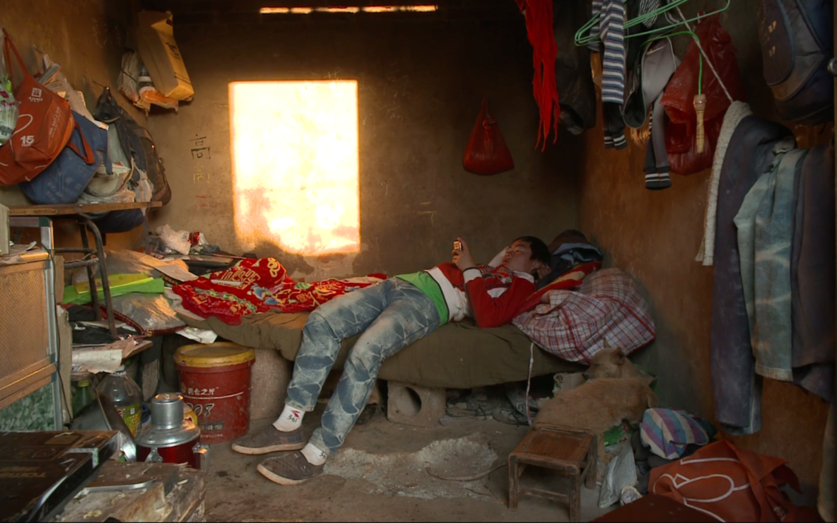 *Father and Sons*. 2014. China/France. Directed by Wang Bing. Courtesy Galerie Paris-Beijing