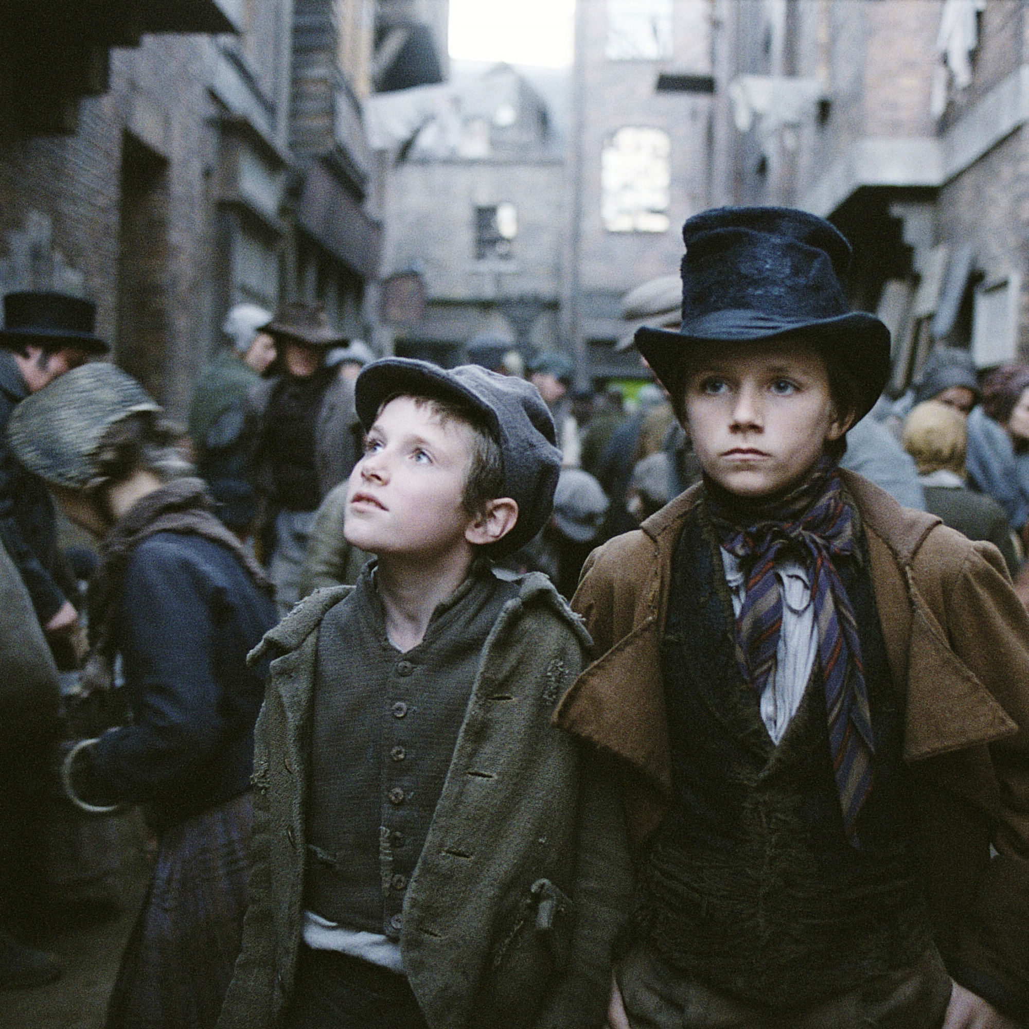 Oliver Twist. 2005. Great Britain/Italy/Czech Republic. Directed by Roman Polanski