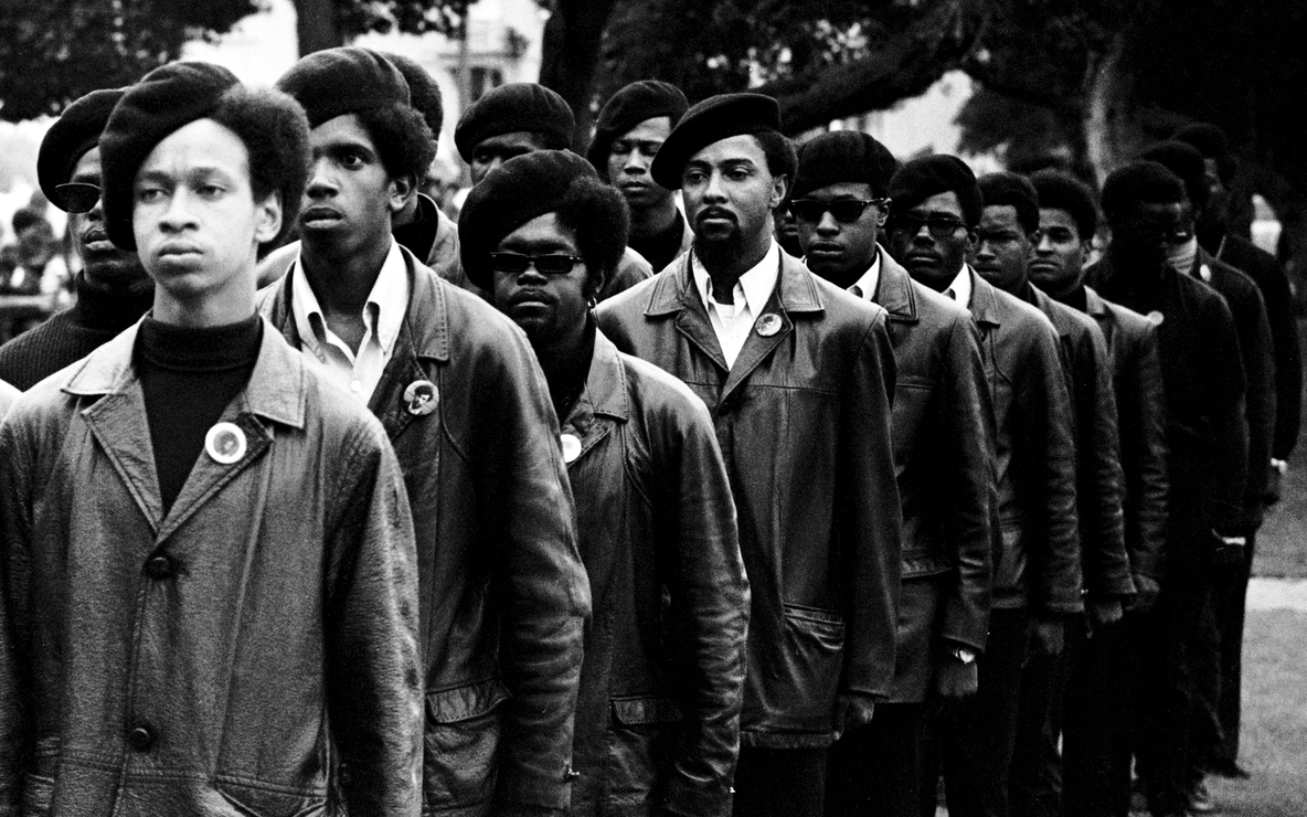 *The Black Panthers: Vanguard of the Revolution*. 2015. USA. Directed by Stanley Nelson. Courtesy of Stephen Shames