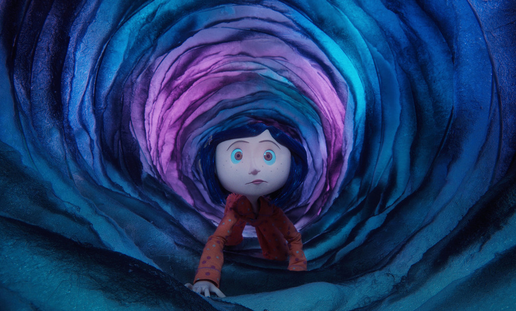*Coraline*. 2009. USA. Directed by Henry Selick. Courtesy of Focus Features