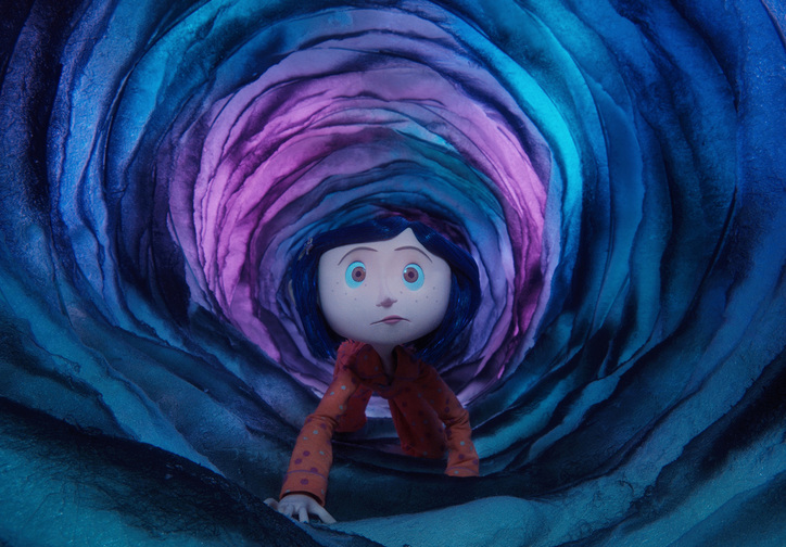 Coraline. 2009. USA. Directed by Henry Selick. Courtesy of Focus Features
