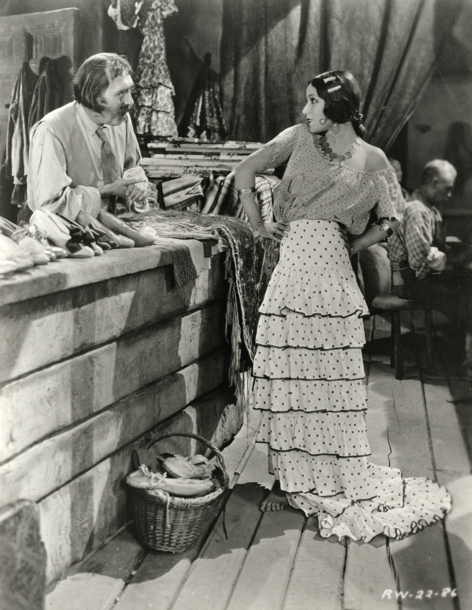 Loves of Carmen. 1927. USA. Directed by Raoul Walsh