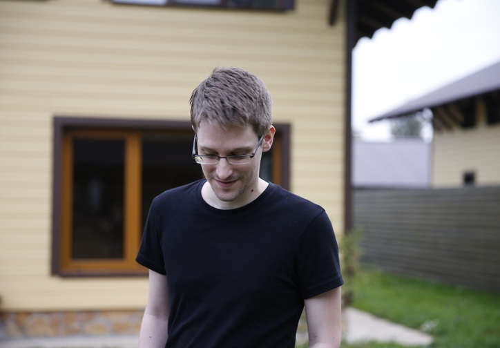 Citizenfour. 2014. USA. Directed by Laura Poitras. Courtesy of Radius TWC