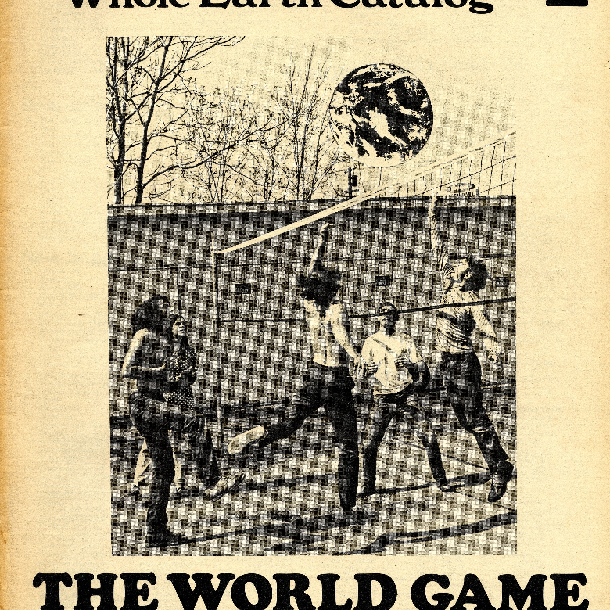 """The World Game."" In Whole Earth Catalog (March 1970)."
