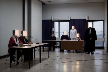 The Host and The Cloud. 2009–10. France. Directed by Pierre Huyghe. Courtesy Marian Goodman Gallery.