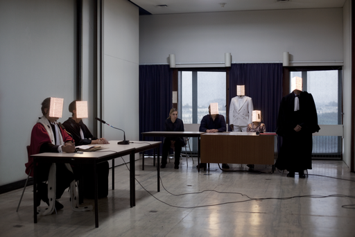 *The Host and The Cloud.* 2009–10. France. Directed by Pierre Huyghe. Courtesy Marian Goodman Gallery.
