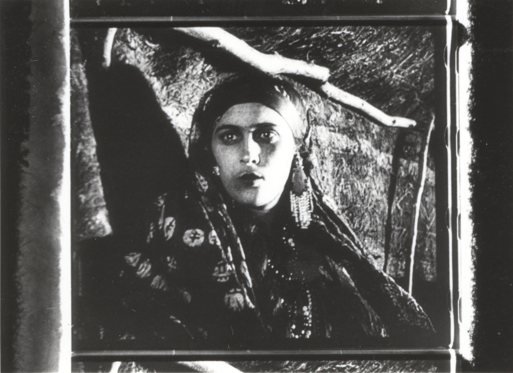 Eliso (Elisso, a.k.a. Caucasian Love). 1928. USSR, Directed by Nikoloz Shengelaia. Image courtesy of UC Berkeley Art Museum and Pacific Film Archive